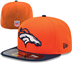 Denver Broncos - On Field Cap 5950