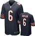Chicago Bears - J. Cutler #6 Home Jersey