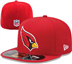 Arizona Cardinals - On Field Cap 5950