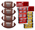 Wilson Flagfootball Pakke