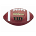 Wilson WTF1300 TDY Youth Leather Game Ball