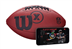 Wilson WTF3000ID X Official SZ Football